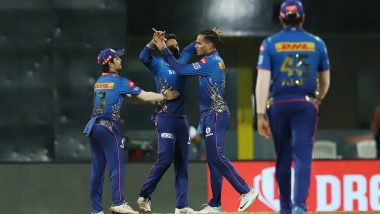 How To Watch MI vs PBKS IPL 2021 Live Streaming Online in India? Get Free Live Telecast of Mumbai Indians vs Punjab Kings VIVO Indian Premier League 14 Cricket Match Score Updates on TV