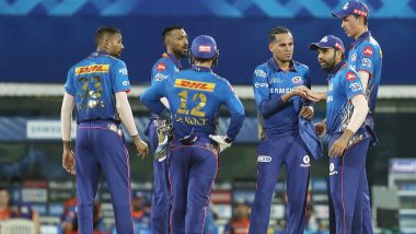 PBKS vs MI, Chennai Weather, Rain Forecast and Pitch Report: Here's How Weather Will Behave for Punjab Kings vs Mumbai Indians IPL 2021 Clash at M. A. Chidambaram Stadium