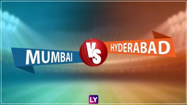 SRH 134/8 in 18.5 Overs (Target 151)| MI vs SRH Live Score Updates of VIVO IPL 2021: Jasprit Bumrah Dismisses Vijay Shankar