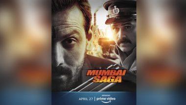 Mumbai Saga: John Abraham, Emraan Hashmi-Starrer to Premiere on Amazon Prime Video on April 27!