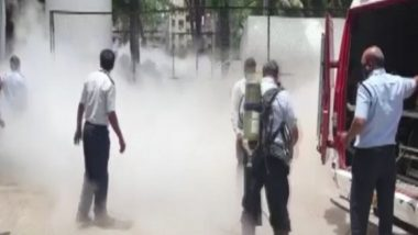 Nashik Hospital Oxygen Leak: Death Toll Rises to 24 After Leakage From Oxygen Tanker Outside Dr Zakir Hussain Municipal Hospital
