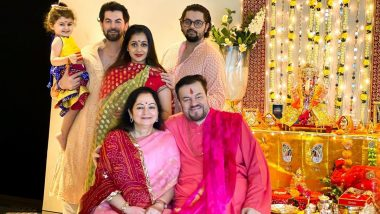Neil Nitin Mukesh And His Family Test Positive For COVID-19; The Actor Requests People To 'Not Take The Situation Lightly'