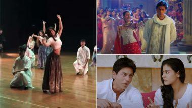 Nysa Devgn's Dance On Shah Rukh Khan-Kajol's Bole Chudiyaan, Sajda And More Is Going Viral (Watch Video)