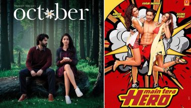 Varun Dhawan Birthday: From October To Street Dancer 3D - 10 Highest Rated Movies Of The Actor On IMDb And Where To Watch Them Online