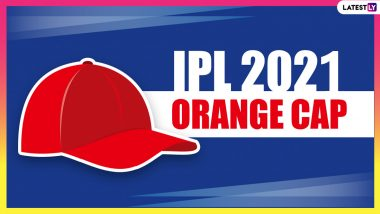 IPL 2021 Orange Cap Holder List: Shikhar Dhawan Jumps to Top Position with Match-Winning Half-Century Against PBKS