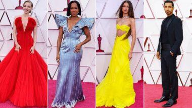 Oscars 2021: Amanda Seyfried, Regina King, Zendaya, Riz Ahmed – 10 Fashion Wows From The Academy Awards Red Carpet!