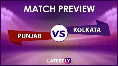 PBKS vs KKR Preview: Likely Playing XIs, Key Battles, Head to Head and Other Things You Need To Know About VIVO IPL 2021 Match 21