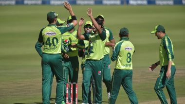 How To Watch PAK vs SA 4th T20I 2021 Live Streaming Online on Disney+ Hotstar? Get Free Live Telecast of Pakistan vs South Africa Match & Cricket Score Updates on TV