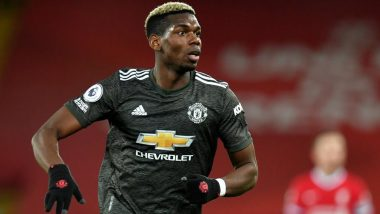 Paul Pogba Jokes Manchester United Manager Ole Gunnar Solskjaer Should Bench Him After Seeing a Statistic About Himself