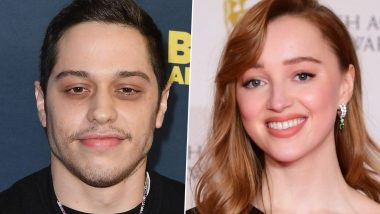 Bridgerton Actress Phoebe Dynevor Confirms Dating Pete Davidson