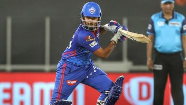 Prithvi Shaw Smashes Shivam Mavi for Six Boundaries in One Over, Becomes Second Batsman After Ajinkya Rahane to Achieve This Feat in IPL