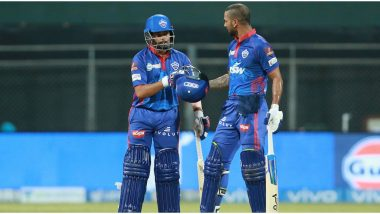 RR vs DC Dream11 Team Prediction IPL 2021: Tips to Pick Best Fantasy Playing XI for Rajasthan Royals vs Delhi Capitals, Indian Premier League Season 14 Match 7