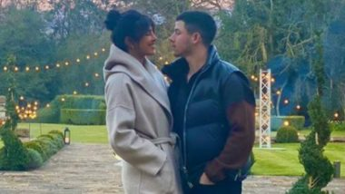 Priyanka Chopra Is Missing Hubby Nick Jonas, Shares a Lovey-Dovey Picture on Instagram!