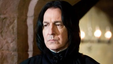 Scientist Behind 'Mix and Match' UK COVID Vaccine Trial Is Professor Snape & Harry Potter Fans Can't Keep Calm! Tweets on Hogwarts' 'Potions Master' Go Viral