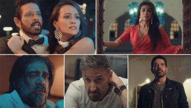 Raat Baaki Hai Trailer: Anup Soni, Rahul Dev, Paoli Dam Thriller Is All About Murder And Shocking Revelations (Watch Video)