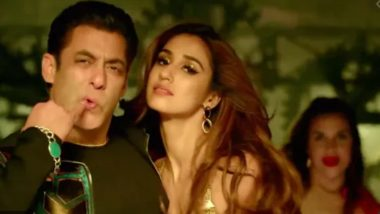Radhe Song Zoom Zoom Teaser Out! Salman Khan and Disha Patani's Fourth Track From the Film To Release on May 10