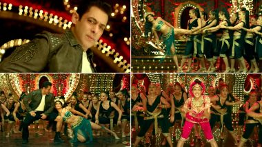 Radhe Song Dil De Diya Out! Salman Khan and Jacqueline Fernandez Steal Your Heart With Their Sizzling Dance Moves (Watch Video)