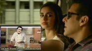 Radhe: Salman Khan and Disha Patani's Film Trailer Leads To Funny Memes and Jokes Online!