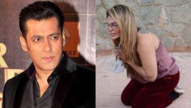 Rakhi Sawant Sobs While Thanking Salman Khan After Her Mother's Successful Cancer Surgery (Watch Video)