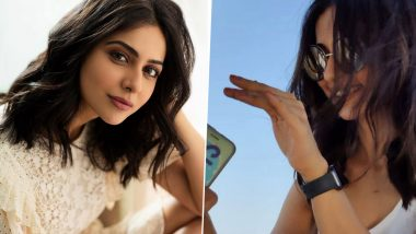 Rakulpreet Singh Shares Her Motto, Says 'Laugh As Much as You Breathe' (View Post)