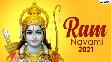 Ram Navami 2021 Date, Shubh Muhurat, Puja Vidhi and Rituals: Here's the Significance of the Hindu Festival Celebrating Lord Rama's Birth Anniversary