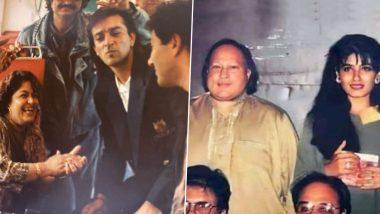 Raveena Tandon Gets Nostalgic About the Early 90s, Shares Throwback Pics From Kshatriya and Imtihaan Shoot