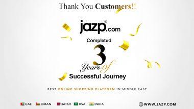 3 Successful Years of jazp.com