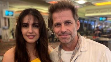 Huma Qureshi Recalls First Encounter With Army Of The Dead Director Zack Snyder