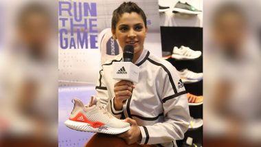 Saiyami Kher Joins Adidas' Campaign 'Impossible is Nothing'