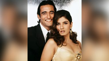 Did You Know Raveena Tandon And Akshaye Khanna Were Almost Cast In Pahlaj Nihalani's Uljhan?
