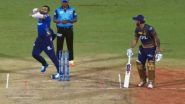 IPL 2021: Rohit Sharma Comes Out to Bowl as MI Bowlers Struggle Against KKR