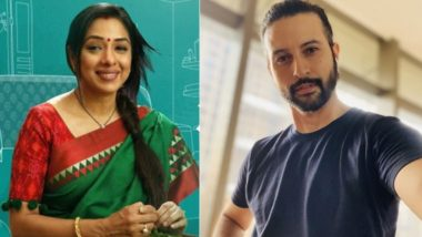 Anupamaa: Apurva Agnihotri Joins the Cast of Rupali Ganguly-Starrer Hit Show; Check Out the First Look