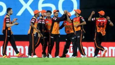 How To Watch SRH vs RR IPL 2021 Live Streaming Online in India? Get Free Live Telecast of Sunrisers Hyderabad vs Rajasthan Royals VIVO Indian Premier League 14 Cricket Match Score Updates on TV