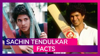 Sachin Tendulkar Turns 45: Cool Things to Know About the Master Blaster on His Birthday