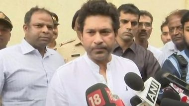 Sachin Tendulkar Discharged From Hospital After Recovering From COVID-19