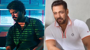 Salman Khan Approached To Star In Vijay's Movie Master's Hindi Remake?