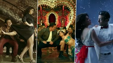 Radhe Song Dil De Diya Out! 5 Other Hit Tracks of Salman Khan and Jacqueline Fernandez That Prove They're a Lethal Combination (Watch Videos)