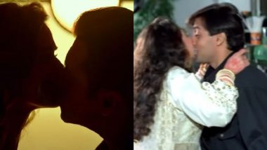 Did Salman Khan 'Kiss' Disha Patani in Radhe? How the Actor Did 'Lip-Locks' Without Breaking His No-Kissing Clause! (LatestLY Exclusive)