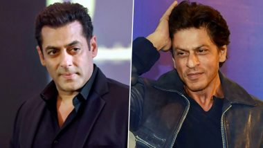 Pathan: Salman Khan Not to Charge for His Cameo in Shah Rukh Khan's Film - Reports