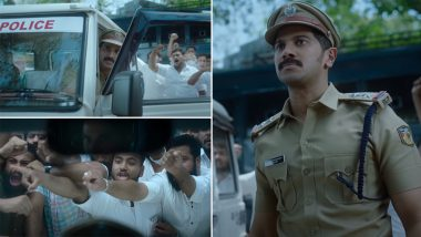 Salute Teaser: Dulquer Salmaan's Stance As A Cop Compliments The Thumping Background Score (Watch Video)