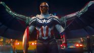 The Falcon and the Winter Soldier Finale: Sam Wilson Donning Captain America's Suit Makes MCU Fans Go Wild!