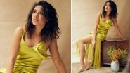 Samantha Akkineni's Messy Hair Add Oodles of 'Sassiness' to Her Charming Yellow Look (View Pic)