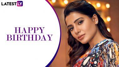 Samantha Akkineni Birthday: Ye Maaya Chesave, Mahanati, Super Deluxe – 5 Best Films of the Actress and Where To Watch Them Online!