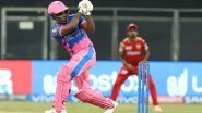 RR vs PBKS Stat Highlights IPL 2021: Sanju Samson's Record-Breaking Century Goes in Vain as Punjab Kings Register Thrilling Victory