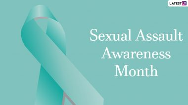Sexual Assault Awareness Month 2021: Twitter Abuzz With Messages, Quotes and Informative Posts About SAAM