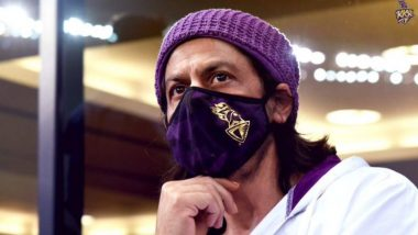 IPL 2021: Shah Rukh Khan Apologises to Kolkata Knight Riders Fans for Their 'Disappointing Performance' Against Mumbai Indians