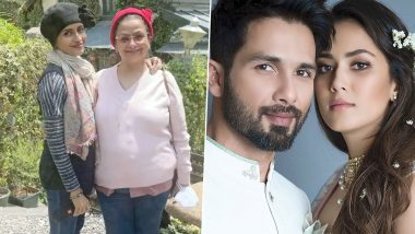 Ishaan Khatter Gets Yelled At By His Mother Neliima Azeem; Shahid Kapoor And Mira Kapoor Have Fun At His Expense (Watch Video)