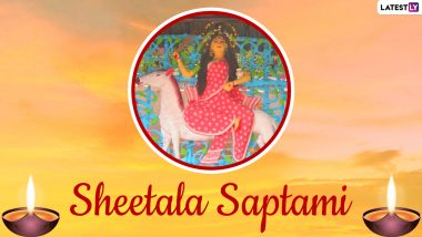 Sheetala Saptami 2021 Dos and Don'ts: Why Is Leftover Food the Previous Eaten on This Occasion? Rituals to Observe for Good Luck and Prosperity on Basoda