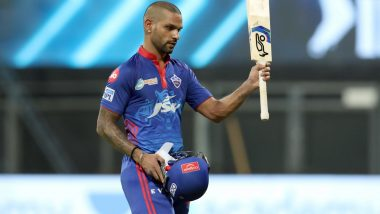 DC vs PBKS IPL 2021 Stat Highlights: Shikhar Dhawan Shines As Delhi Capitals Beat Punjab Kings By Six Wickets