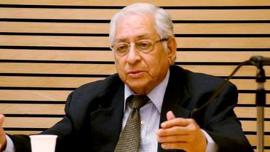 Soli Sorabjee, Former Attorney General of India, Dies at 91 Due to COVID-19
